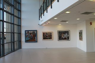 Una Sealy Draiocht Exhibition